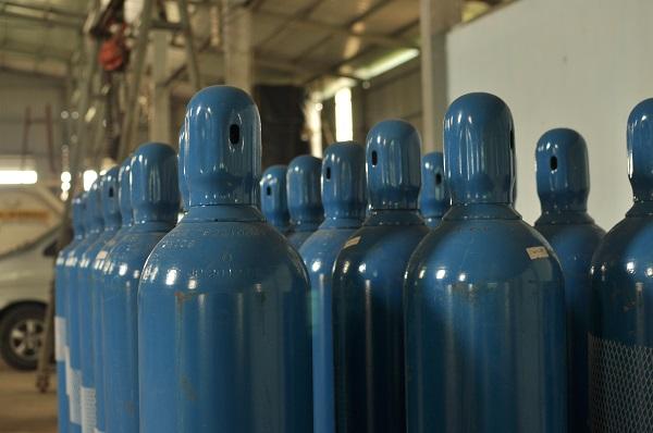 Bán vỏ chai bình khí CO2